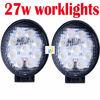 factory 12v-30v 27w outdoor led working light