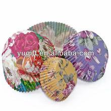Various Customed Design Cupcake