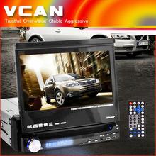 "GPS-8008 7"" HD LCD In Dash Car TV GPS DVD Player Ipod USB SD gps navigation best"