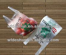 High Quality 100% Virgin t-shirt plastic drum liner bags
