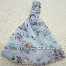 floral print hair band headband head wrap