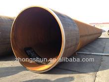 API 5L / ASTM A252 Q345B Spiral Steel Piling Pipes