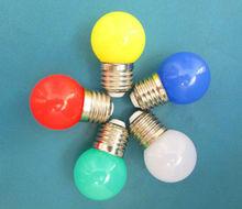 Best price g40 1w 12v led bulb e27 with 2 yers warranty weddings decoration