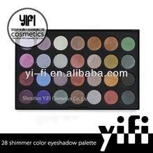 Dazzling ! 28 DS Color Eyeshadow iron clamp diamond eyeshadow