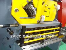 hydraulic U-bar cutting machine, channel, Usteel cutting machine