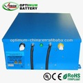 Alta capacidade 336 v 100ah lifepo4 bateria de carro elétrico