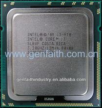 Intel CPU Core I7 970 SLBVF 1366