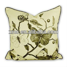 Leaves, Grass or Flower Printed Cheap Pillow