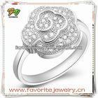 2013 Fashion Special Zircon silver rings jewellery,jewellery wholesale