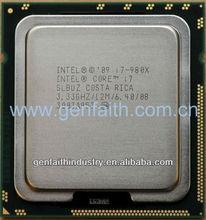HOT Intel Core I7 980X SLBUZ1366pin