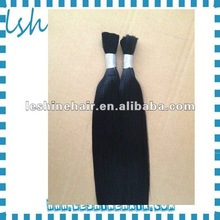 100% Real Natural Chinese Hair Full Cuticle Unprocessed Chinese Hair Bulk