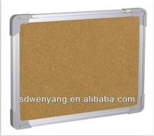 2013 Best selling aluminum framed pin board