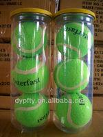 3pcs can packing Tennis Balls