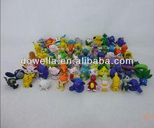 custom plastic toy figure/small plastic toy figures