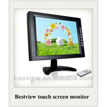 12 inch lcd monitor RCA and VGA input