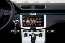 2-Din touch screen auto radio car dvd reproductor de dvd del coche