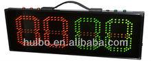 LEAP Waterproof LED portable football scoreboard