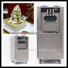 New type vertical full automatic frozen yogurt machine /soft ice cream machine