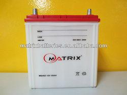 N40 car battery Auto Car battery N40