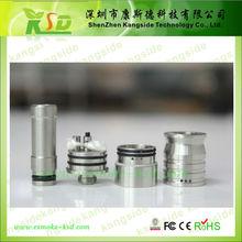 New vapor products ultrasonic vaporizer,wholesale alibaba Stainless steel Tower atomizer phoenix v7