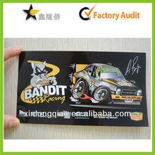 2013 Promotion custom full body car sticker