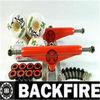 Backfire chrome accessories for trucks