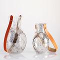 vetro supporto di candela decorazione della parete di vetro vaso