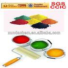 supplier of iron oxide pigment for enamel paints