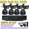 Newest 8CH HD-SDI DVR & Camera Kit