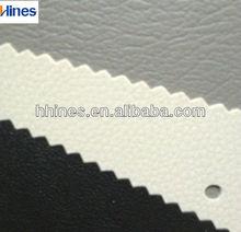 black abs/pvc leather sheet