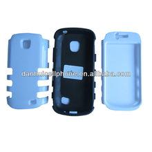2 dual pc tpu hybrid combo case for Samsung Illusion / Proclaim I110