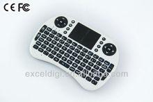 2.4g 3d remote control, wireless bluetooth keyboard case for ipad mini