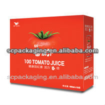 HOT paper custom cardboard boxes vegetables fruit