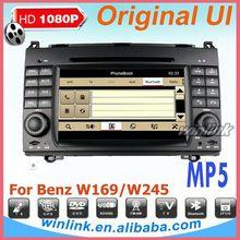 caldo stereo per mercedes w169 w245 con gps navigazione