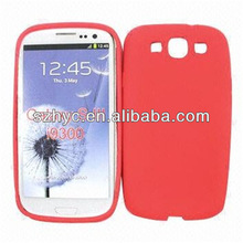 silicone skin case for mobile phone