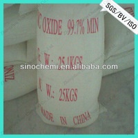 Zinc oxide rotary kiln