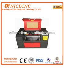 mini desktop BD5030 laser cutting machine