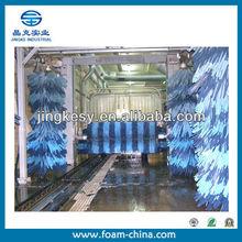 Custom factory supply eva foam pe foam Car Wash Brush Rotating