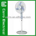 16 polegadas ac dc solar recarregável fan nossa fábricainvenções para venda