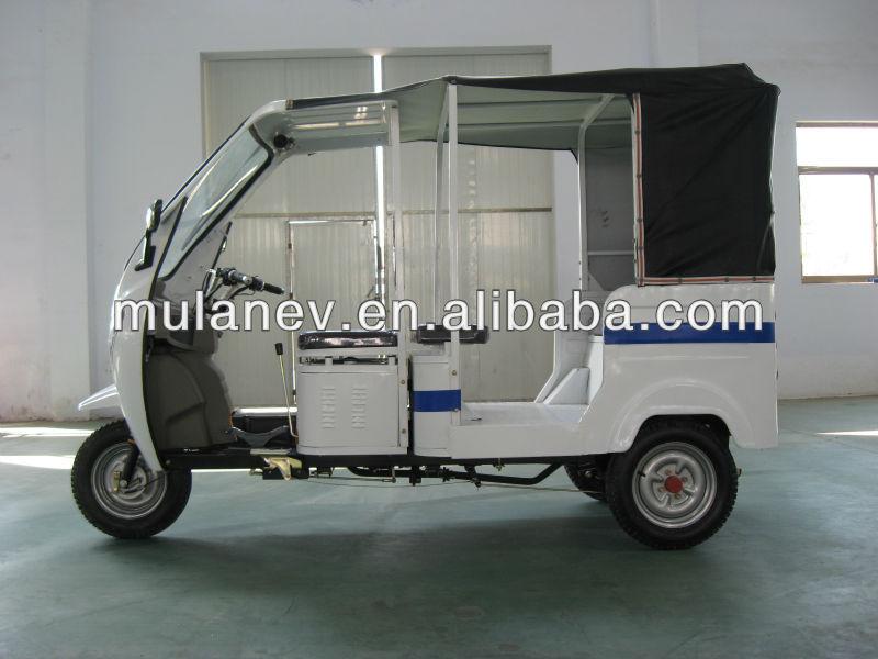 Tuk-tuk Electric Vehicles Electric Tuk Tuk 1000w