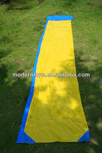 pvc inflatable single water slide