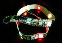 luminescence led lighting belt with diamond frame