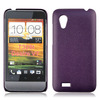 Stylish New Light-weight phone case for HTC 328T PC rubberized case PC mobile accessories