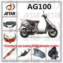 moto repuesto de AG100