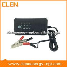 MCU Control battery charger 12v lead acid batteries