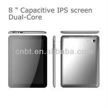 """HD screen 8"""" mini laptop mid notebook with Metal case"""