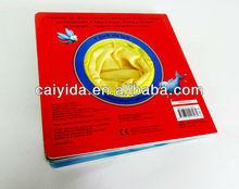 Shenzhen Kids board book with safety testing