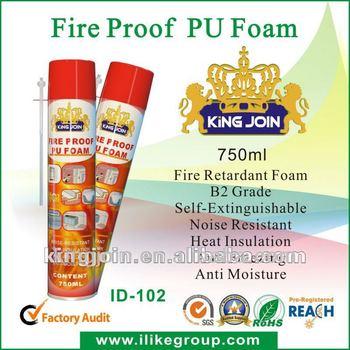 Fire proof polyurethane sealant,polyurethane joint sealant