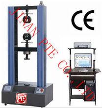 WDW-10 Computer Control Electromechanical Universal Elastic Tensile Testing Machine