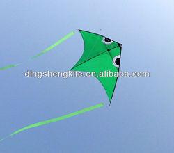 fresh green kite-big eyes
